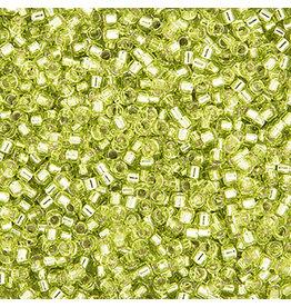 Miyuki db147 11 Delica 3.5g Chartreuse Green s/l