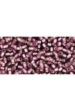 Toho 26bfB 11  Round 40g  Medium Amethyst Purple s/l Matte