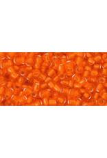 Toho 30b 11  Round 6g Hyacinth Orange s/l