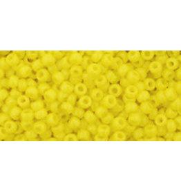 Toho 42B 11  Round 40g  Opaque Yellow