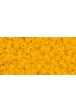 Toho 42b 11 Toho Round 6g Opaque Sunshine Yellow