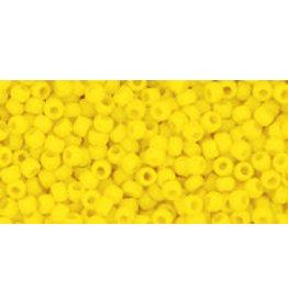 Toho 42bfB 11 Toho Round 40g Op Dark Yellow Matte