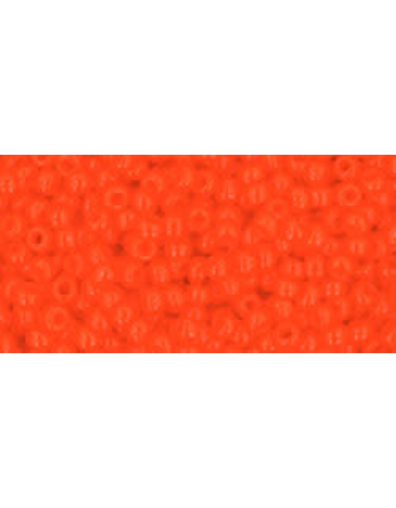 Toho 50B 11 Toho Round 40g Opaque Dark Orange