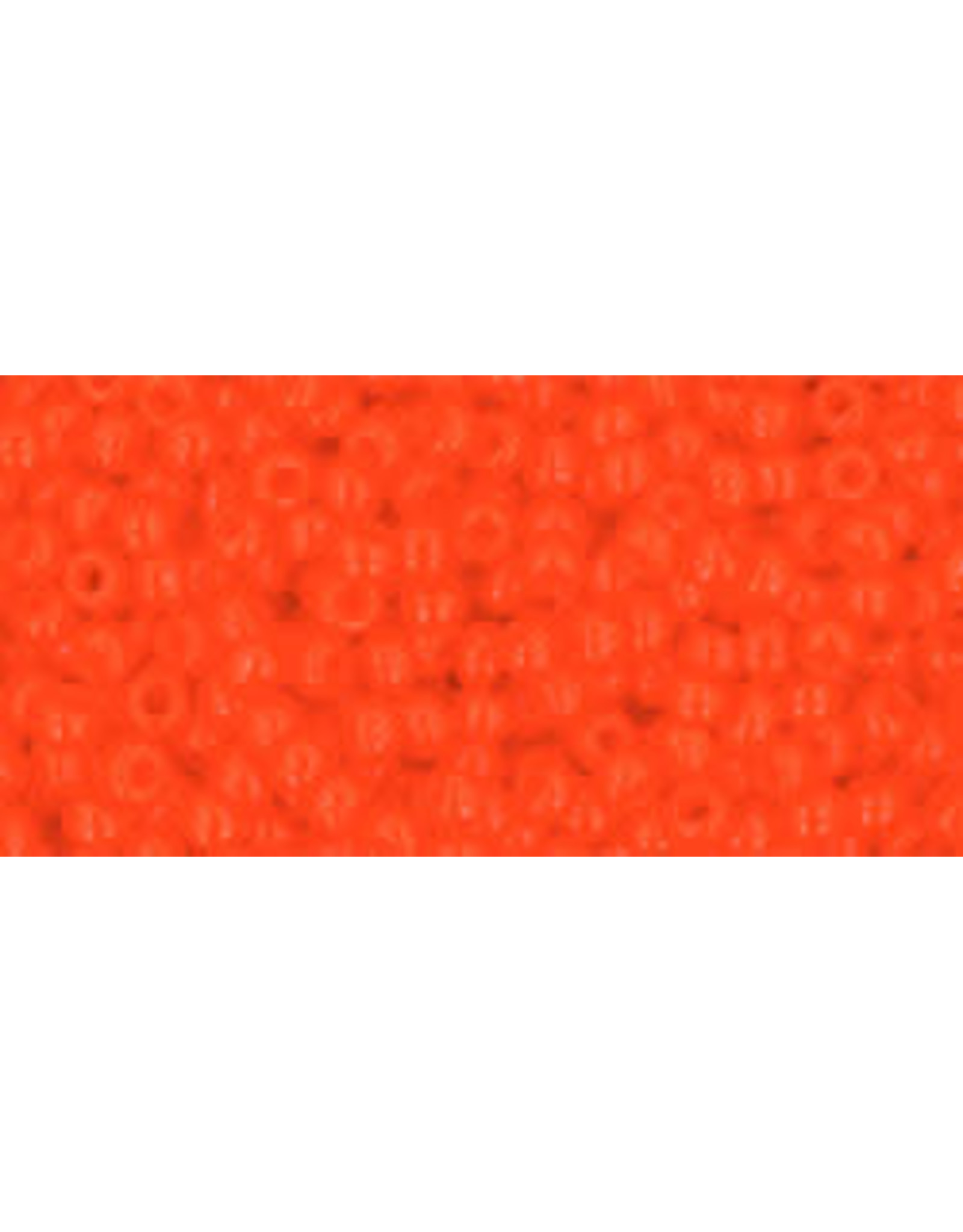 Toho 50B 11  Round 40g Opaque Dark Orange