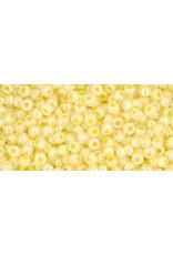 Toho 902 11 Toho Round 6g Ceylon Lemon Chiffon Yellow