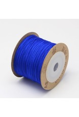 Chinese Knotting Cord .8mm Bright Blue x100m