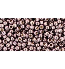 Toho pf554 11 Toho Round 6g Lilac Purple Metallic
