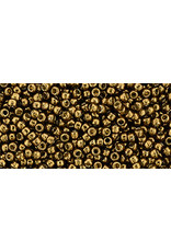 Toho pf594B 11 Toho Round 40g Bronze Brown Metallic