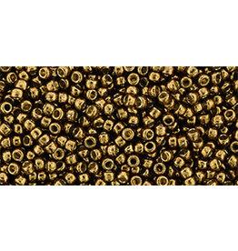 Toho pg594B 11 Toho Round 40g Bronze Brown Metallic