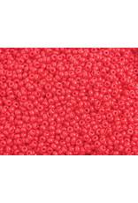 Czech 1026B 10   Seed 250g Opaque Medium Red