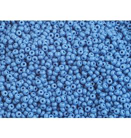 Czech 1036 10 Czech Seed 20g Opaque Dark Medium Blue