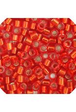 Miyuki db43 11 Delica 3.5g Light Red Orange s/l