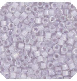 Miyuki db80 11 Delica 25g Clear Lavender Purple c/l