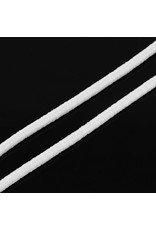 610sb Elastic 2mm White x10m