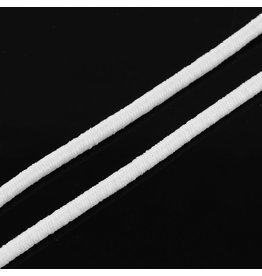 610sb Elastic 2mm White x10m