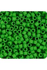 Miyuki db754 11 Delica 3.5g Opaque Green Pea Matte