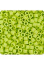 Miyuki db763B 11 Delica 25g Opqaue Light Green Matte