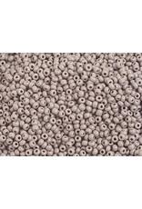 Czech 1060B 10 Czech Seed 250g  Opaque Grey