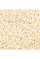 Czech 1470 10   Seed 20g Opaque Eggshell