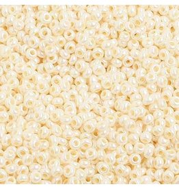 Czech 1470 10 Czech Seed 20g Opaque Eggshell