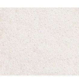 Czech 1476 10 Czech Seed 20g Opaque Pearl White