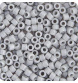 Miyuki db1139b 11 Delica 25g  Opaque Grey Duracoat