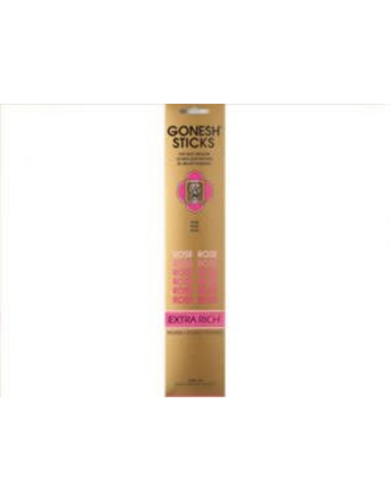 Gonesh Gonesh Rose Sticks  x20
