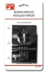 Beading Needle Size 10/12/15 Multi Pack  x18