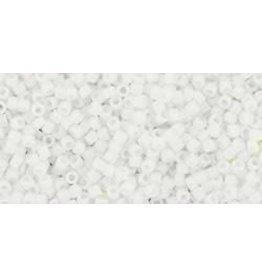 Toho 41 15  Seed 6g Opaque White