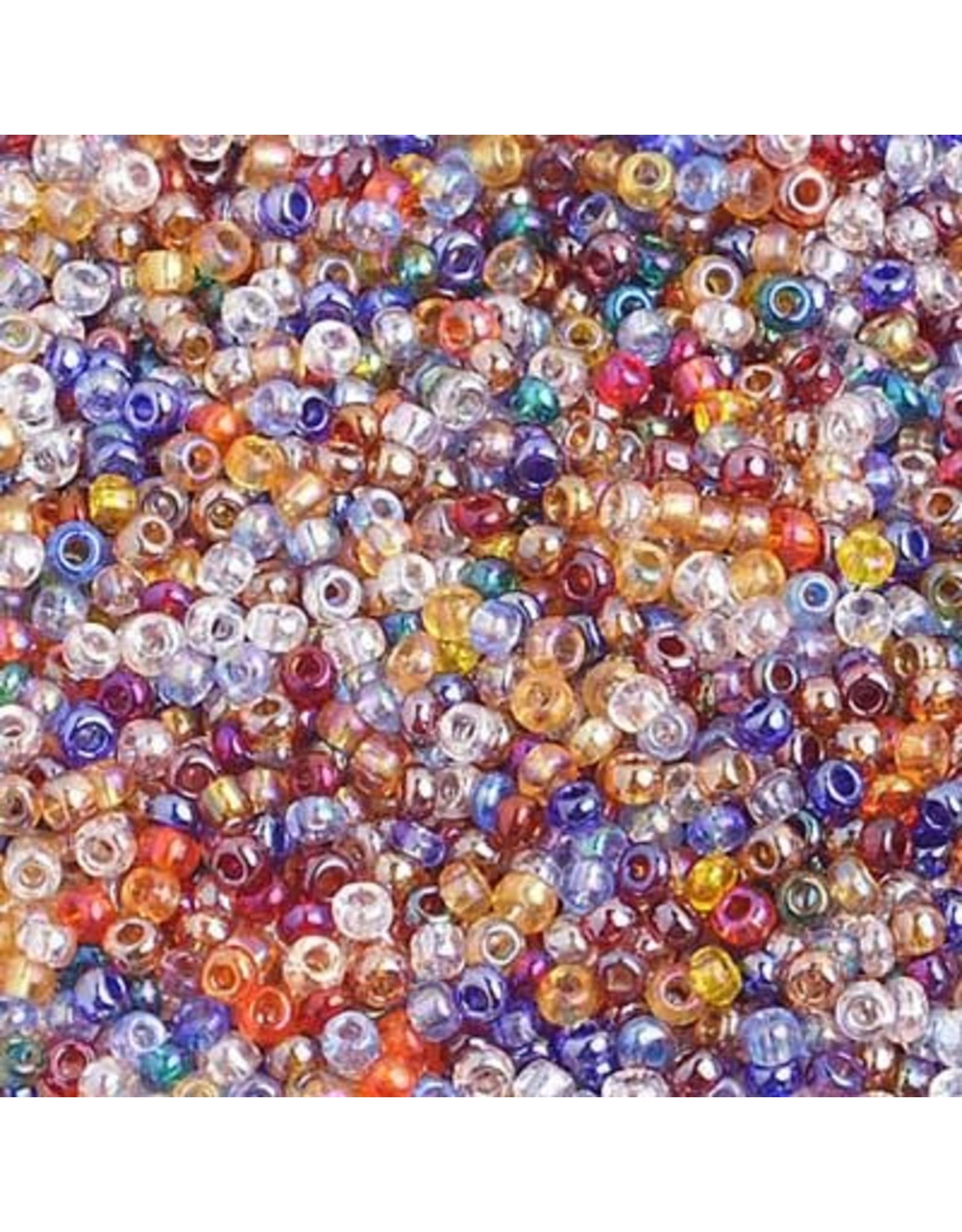 Czech 0095 10   Seed 20g Transparent Multi AB