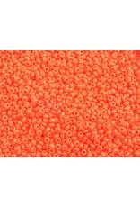 Czech 1040B 10   Seed 250g Opaque  Orange