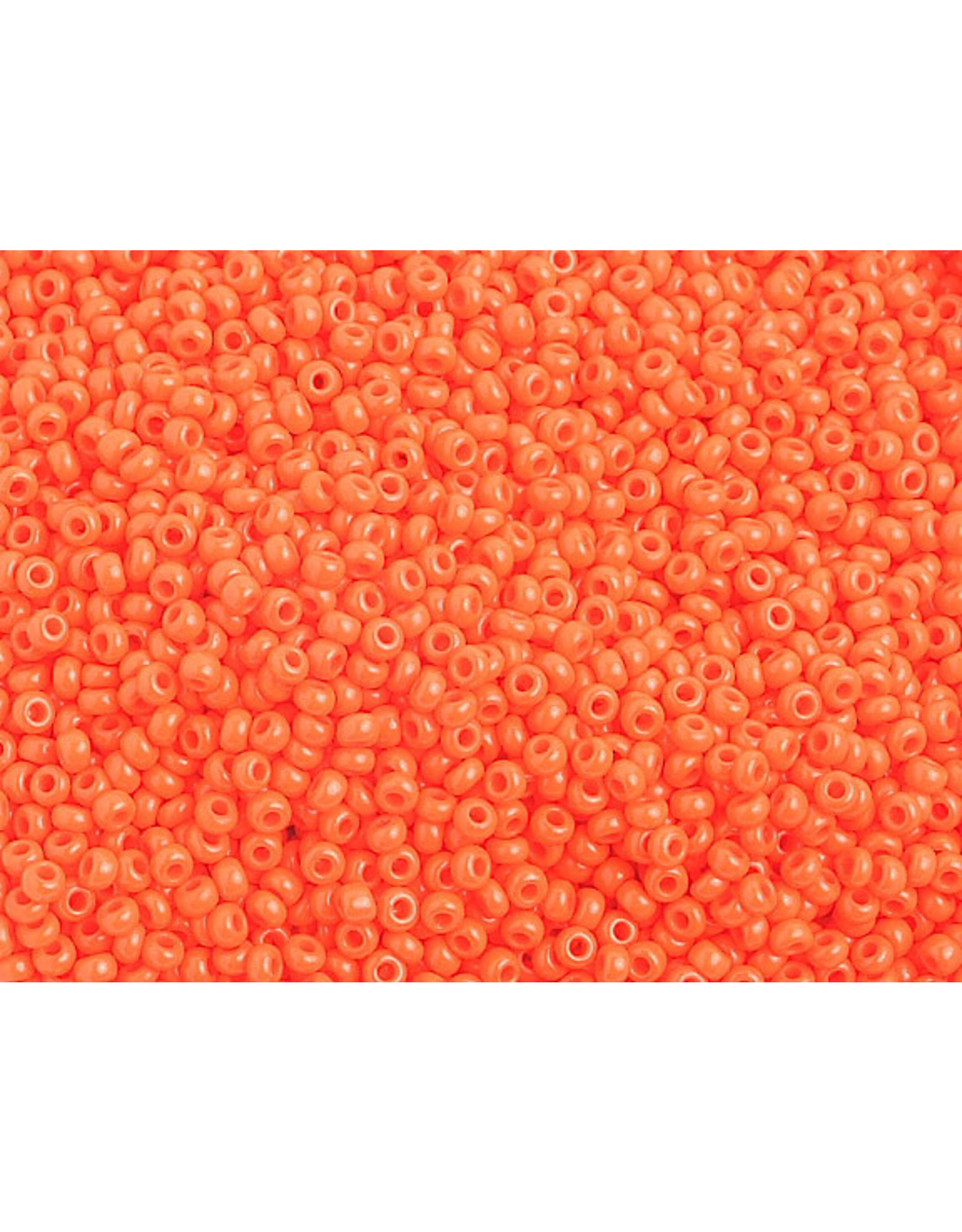 Czech 1040B 10 Czech Seed 250g Opaque  Orange