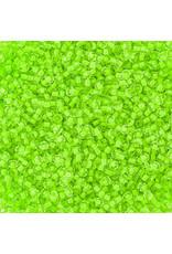 Czech 1518B 10   Seed 250g Neon Green c/l