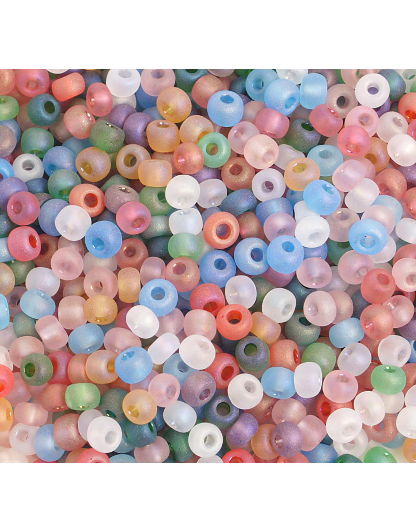 Czech 40094 6 Czech Seed 20g  Transparent Multi Matte
