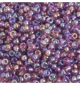 Czech 401008 6   Seed 20g  Transparent Light Amethyst Purple  AB