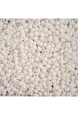 Czech 401621B 6   Seed 250g Opaque White