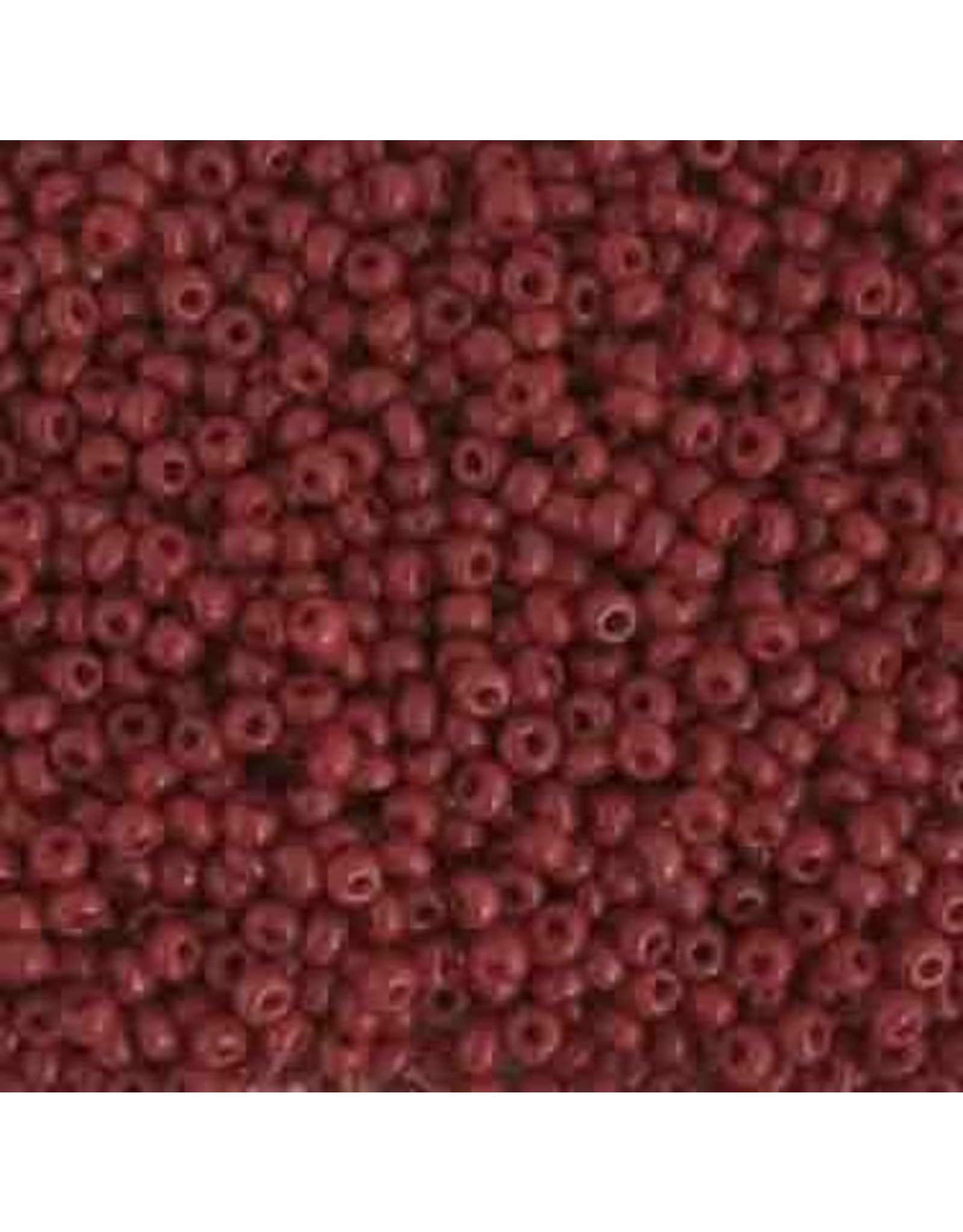 Czech 401645 6   Seed 20g  Opaque Wine Red