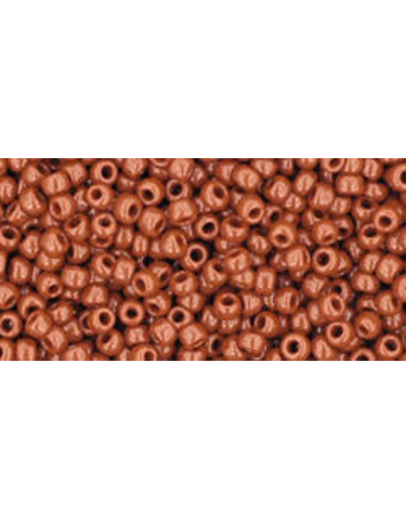 46L 11 Toho Round 6g Opaque Light Brown