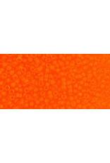 Toho 10b 15 Toho Seed 6g  Transparent Orange