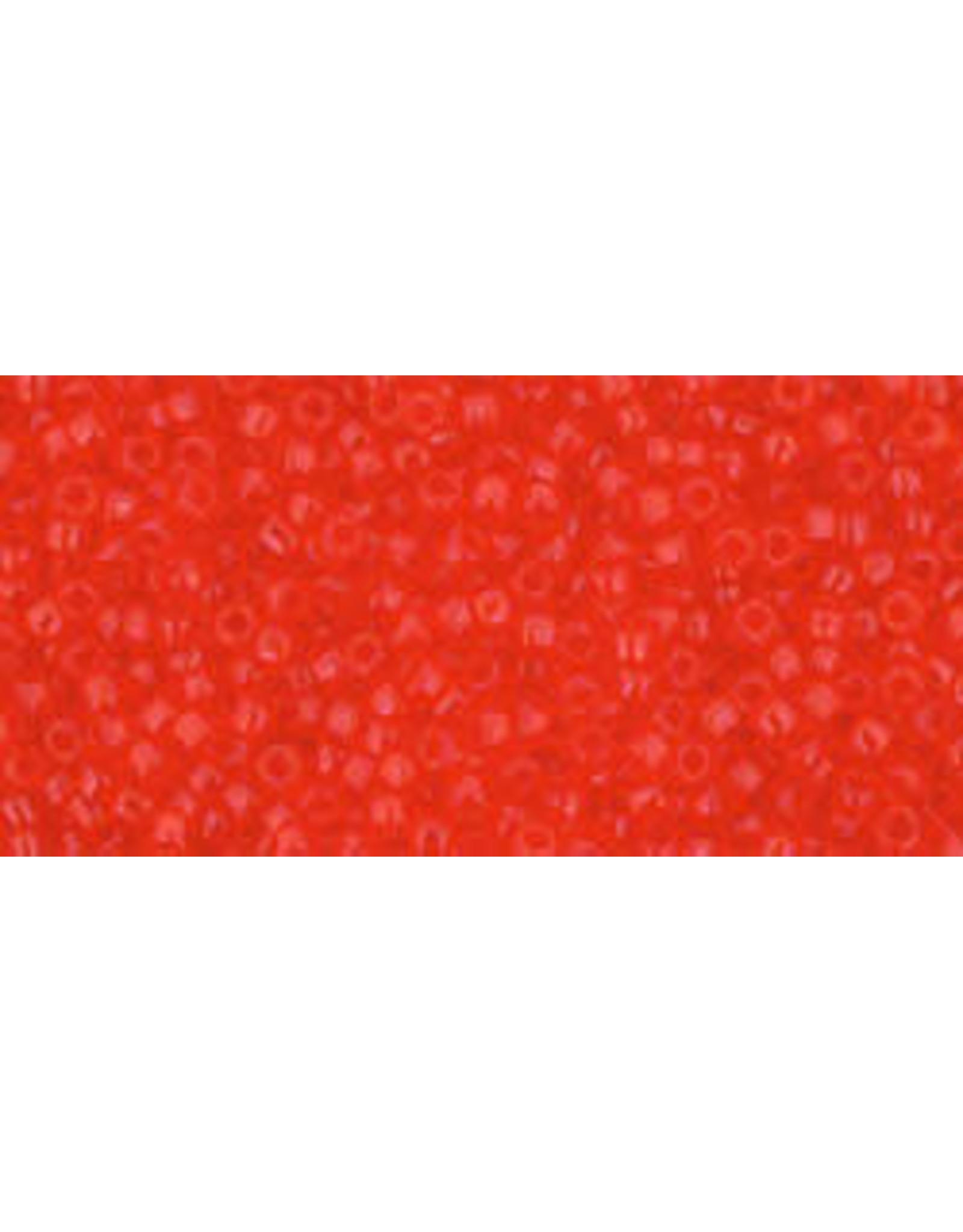 Toho 5 15  Seed 6g  Transparent Light Siam Ruby Red