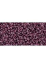 Toho 6bf 15  Seed 6g  Transparent Medium Amethyst Purple Matte