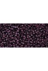 Toho 6c 15  Seed 6g  Transparent  Amethyst Purple