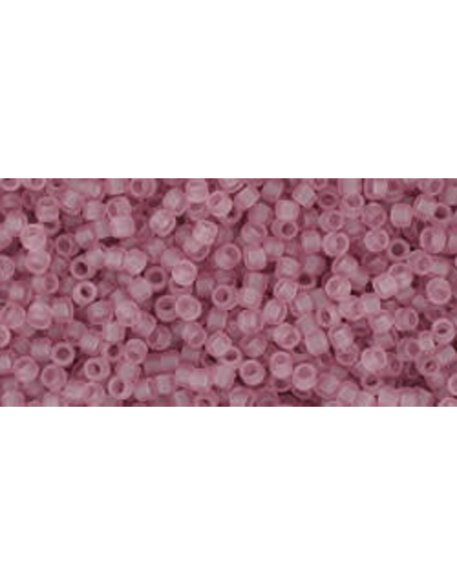 Toho 6f 15 Toho Seed 6g  Transparent  Light Amethyst Purple Matte