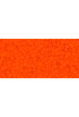 Toho 10bf 15  Seed 6g Transparent Orange Matte
