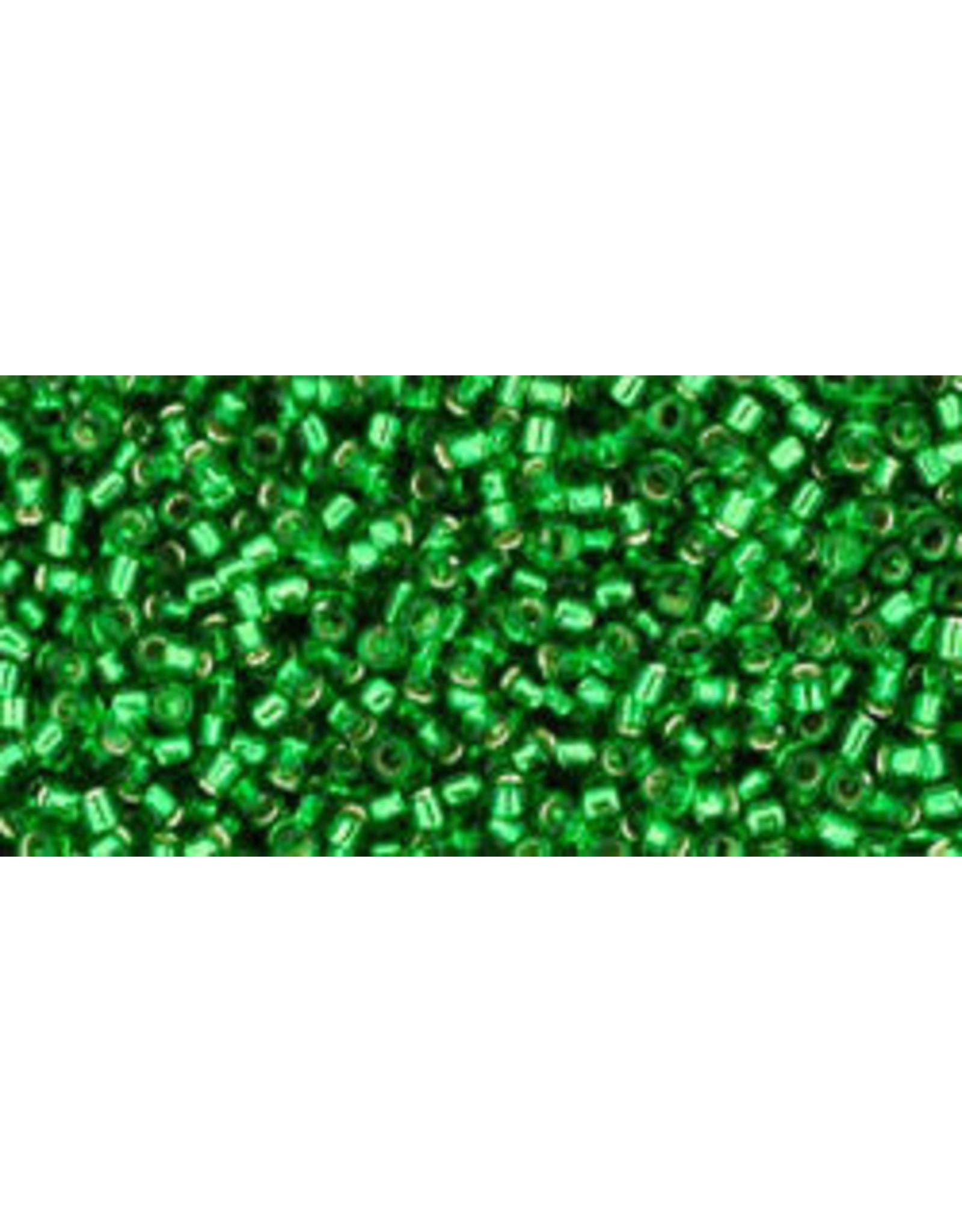 Toho 27b 15  Seed 6g   Grass Green  s/l
