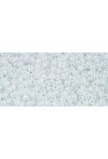 Toho 141 15  Seed 6g   White Ceylon
