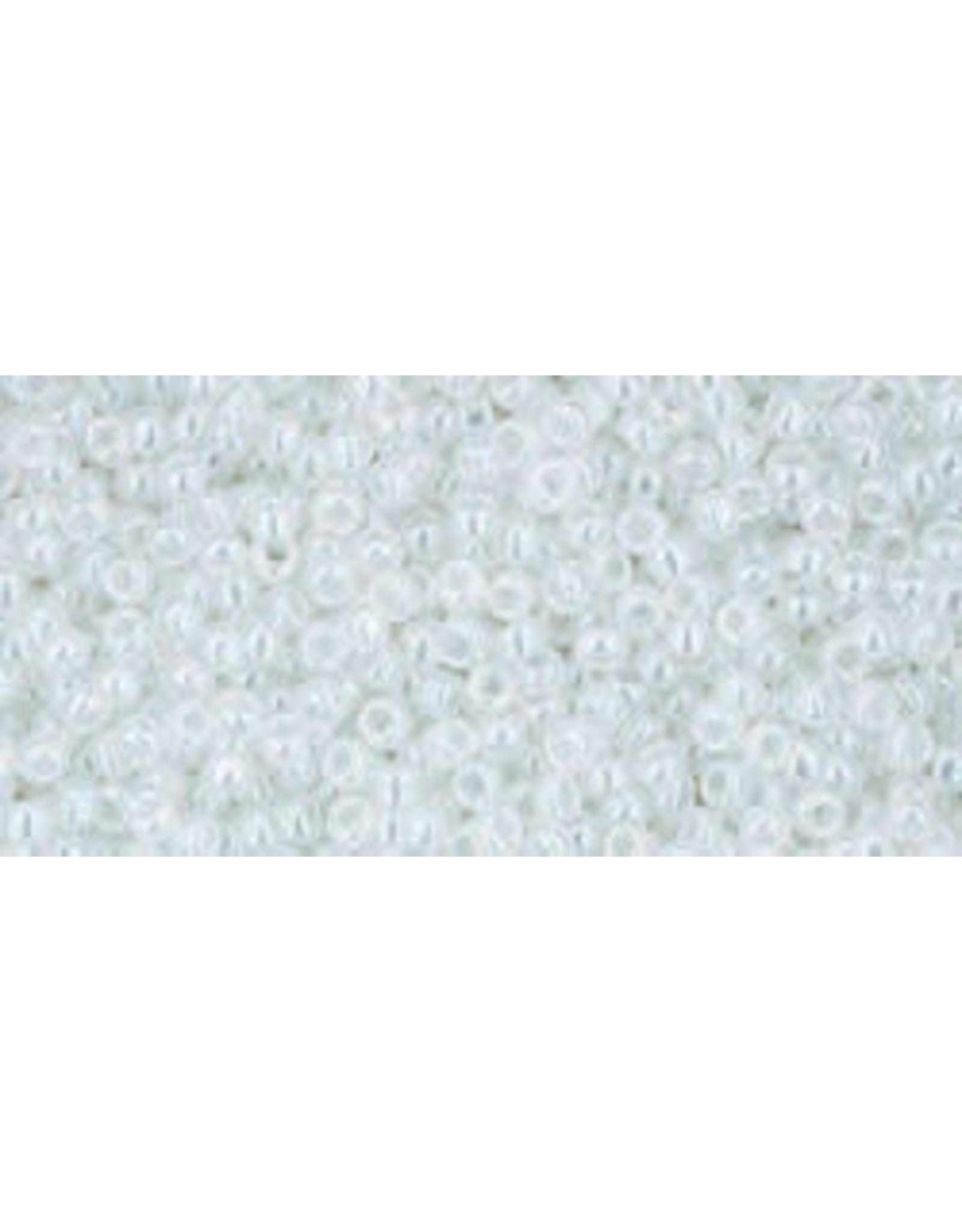 Toho 141 15 Toho Seed 6g   White Ceylon