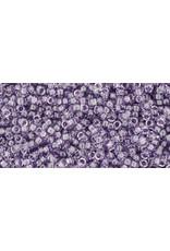 Toho 19 15  Seed 6g   Transparent Sugar Plum Purple