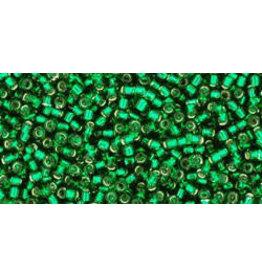 Toho 36 15 Toho Round 6g  Emerald Green s/l
