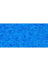 Toho 3b 15  Round 6g  Transparent Dark Aqua Blue